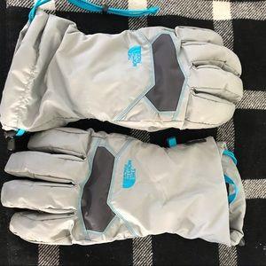 North face mens large ski gloves